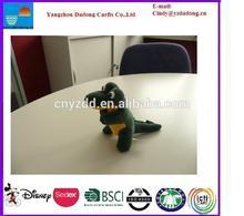 plush toy cute crocodile/plush toy crocodile