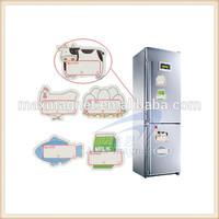 best selling eco-friendly Flexible Rubber 2D pr 3D Soft PVC Fridge Magnet