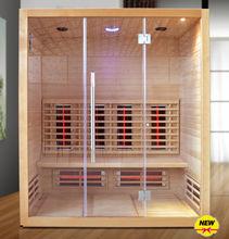 Cryo Sauna Tourmaline Infrared Sauna Shower Cabin with Oxygen Ionizer (CE/ISO)
