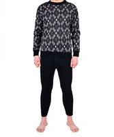 heated thermal underwear wholesale For mens underware