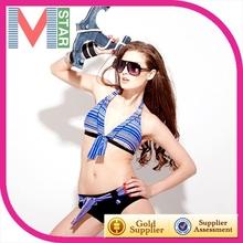 2015 hot open sex girl bikini models bikini swimwear bikini for mature women