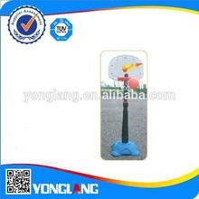 Kids basketball stand set YL-HT018 single-track stand basketball stand