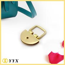 fashion Handbag Parts of Case Lock Decorative Bag Accessories