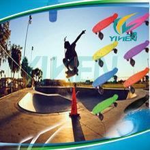 Plastic Wave Skateboard,Cruiser Plastic Complete Skateboard
