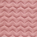 97% 3% estratagema de color rosa spandex diseño jacquard colchones