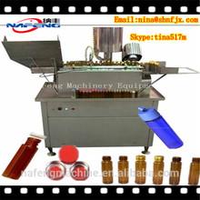 NFDGK-10/20 China Provide High Speed Glass Vial Tube Bottle Filling Capping Machine 250 bottles per minute