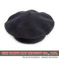 de alta calidad personalizados de alta categoría de invierno de lana de punto sombrero