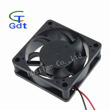 60mm x 20mm 6020 2.4 Inch 5V 12V 24V Brushless DC Small Plastic Fan