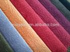 100%polyester high quality embossed dyed velvet