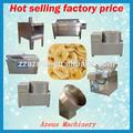 100 - 150 kg/h haute efficacité industrielle frit pisang puces produit ligne de la banane / plantain prix