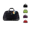 nylon sport tote travel bag for lady, sport bag travel bag