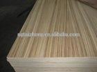 Low Price Teak/Sapelli/Oak veneer plywood