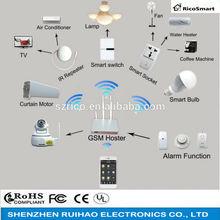 RicoSmart Wireless Smart Home Living Control System