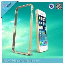 Fashionable love mei bumper case for iphone 5s aluminum bumper case