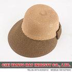 Women Sunscreen Straw Knitted Summer Beach Sun Hat