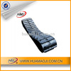 Made in China PC200 excavator rubber tractor tracks