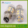 China supplier color changing led light bulb 7443 3157 1157 led