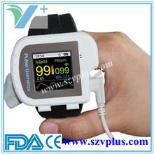 VP-50I Wrist Pulse Oximeter,Adult Probe+SPO2+Pulse Rate++Software