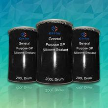 200L drum general purpose bulk silicone for architectural decoration