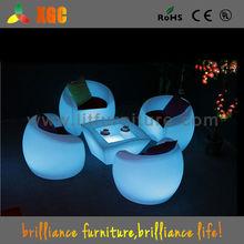 Shenzhen furniture 2014 new led bar tables/led light bar/modern bar counter