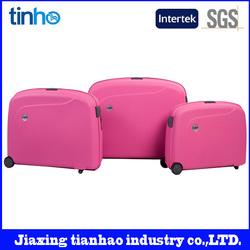 Colorful luggage hardside 20 24 28 luggage