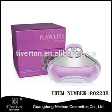 New Women Perfume-FLAWLESS purple color eau de parfum