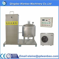 Hot selling 304 stainless automatic steel milk pasteuriser