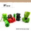 biodegradable custom printed dog poop bag and dispenser