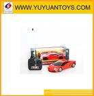 R/C 1:18 4-direction car w/battery rc car