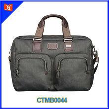 2014 Big Capacity Classy Canvas Portable Briefcase