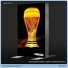 led backlit snap frame light box advertising