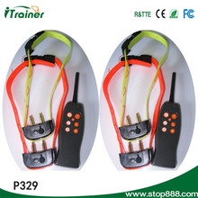 Dog training puppy with rechargeable and waterproof