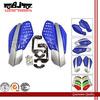 "BJ-HG-014 Wholesale new arrival universal blue plastic 7/8"" KTM motocross hand guard"
