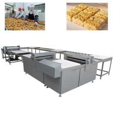 Peanut cake machine pop, food processing machinery caramel treats