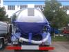2014 factory price Dongfeng 5m3 vacuum sewage truck pump