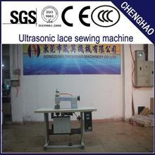 Underclothing de encaje de ultrasonidos máquina de coser, utiliza máquinas de coser industriales