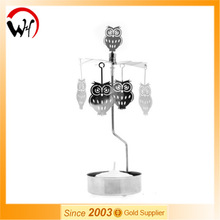 2015 spin carousel candle hiolder craft gift