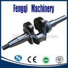Diesel engine parts crankshaft forging process tractor price list