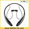 Ultra Bluetooth Stereo Headset HBS-800 Black Cell Phone bluetooth Headphones