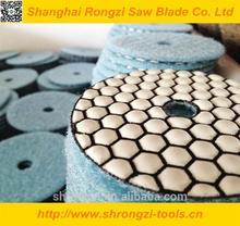 Dry Granite polishing pads for Granite/Marble polishing
