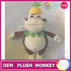 ICTI and Sedex audit new design EN71 high quality monkey pet