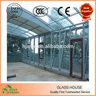 High quality glass house/sun room/glass winter garden