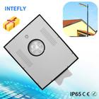 Intefly integrated solar led street light motion sensor with timer
