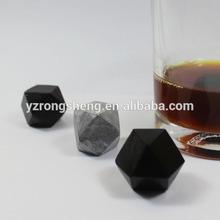 grado superiore pietra ollare naturale raffreddamento ghiacciato personalizzati riutilizzabili cubetti di ghiaccio per bevande