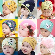 C83940A Korean baby cotton hats,new born baby hats