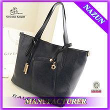 Alibaba express hot sale bag,fashion large leather messenger bag,lady shoulder bag made in China