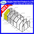 Steel Structure Warehouse Drawings Skype:nobelsteel Mobile:+86 159-6532-5327