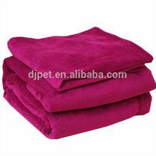 popular color fleece blanket