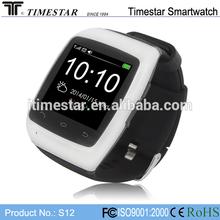 Bluetooth Smart Wrist Watch Android smart watch bracelet Samsung S5 HTC