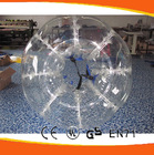 Clear& transparent inflatable balls/inflatable ball suit
